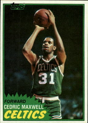 1981-82 Topps Basketball Cards +E +W +MW - You Pick - Buy 10+ cards FREE SHIP