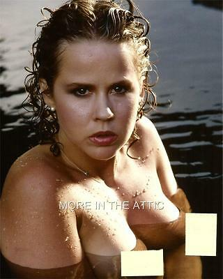 Sexy Busty Linda Blair Of Exorcist Fame Stunning At Age 23 Portrait Still #12
