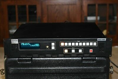 Barco DCS 100 video switcher, Excellent Condition