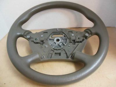 STEERING WHEEL OEM Tan 00 01 02 03 04 FORD FOCUS w/ Cruise Speed Control Option