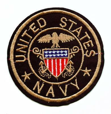 Aufnäher US NAVY  Armee United States USA Army Patch x
