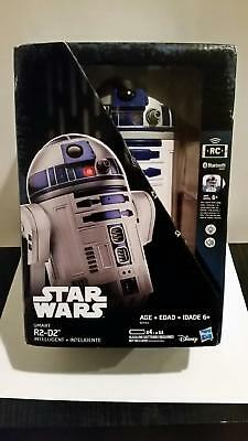 Star Wars Smart App Enabled R2-D2 Remote Control Robot RC - Brand New