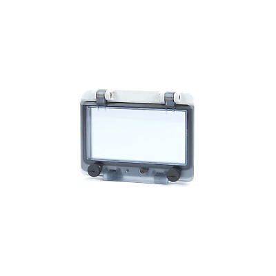 APEK 90043 Front Panel Hinged Window to IP65 (4 Module)