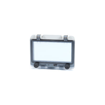 APEK 90063 Front Panel Hinged Window to IP65 (6 Module)