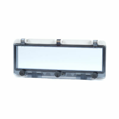 IP65 Front Panel Hinged Window 12 Module