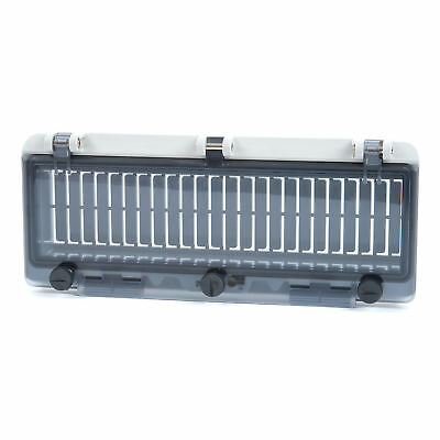 APEK 90122 Front Panel Hinged Window with Back Box to IP65 (12 Module)