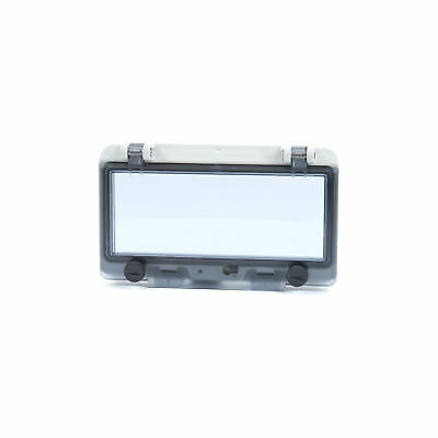 IP65 Front Panel Hinged Window 8 Module