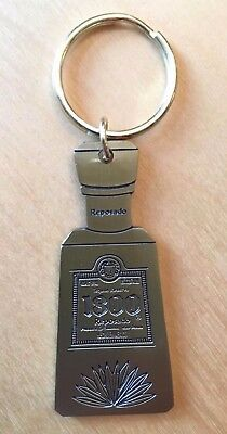 1800 Tequila Metal Key Chain keychain NEW