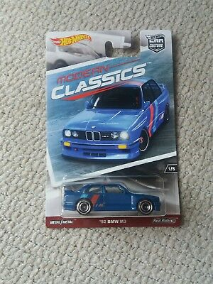 Hot Wheels Car Culture Modern Classics '92 BMW M3