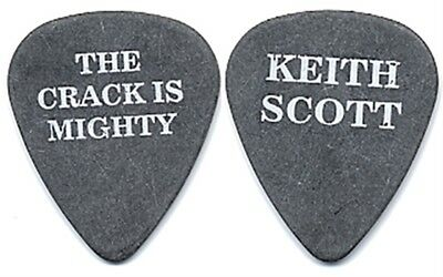 Bryan Adams Keith Scott authentic 2005 tour The Crack is Mighty band Guitar Pick