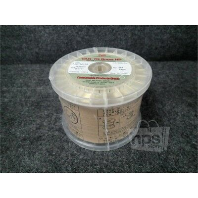 """Consumable Products VNP10132 Van-TG Brass NP EDM Wire, 13lb Spool, 0.25mm/0.010"""""""