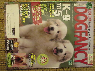 DOG FANCY MAGAZINE - Great Pyrenees - December 2009