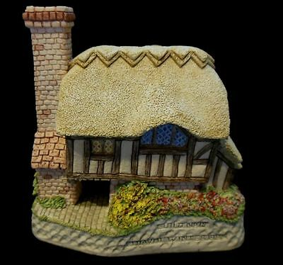 "David Winter 1994 ""Whileaway Cottage"" Mint in Original Box with COA"
