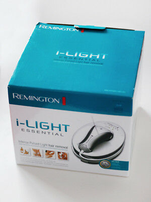 REMINGTON i-Light IPL 4000 intense hair removal (unbenutzt OVP) haarentfernung