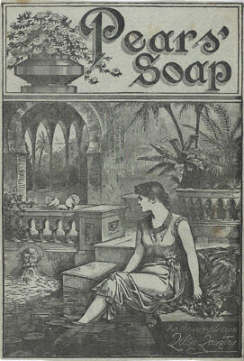 Collectable Early 20th Century Mixed Media - Pears' Soap Advertising Memorabilia