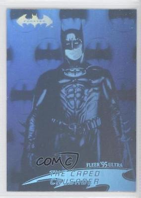 Batman Forever:1995-Movie- Fleer Ultra- Hologram Card [20 of 36]
