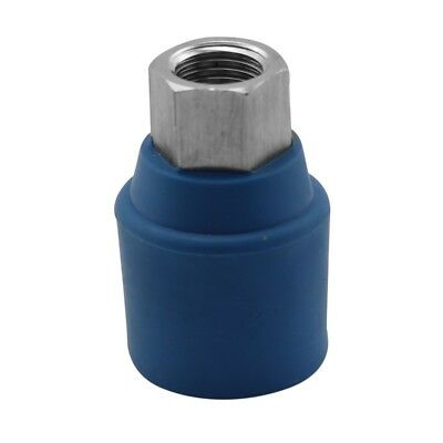1/4″ BSP/NPT Nozzle Holder / Protector - Stainless Steel & Plastic