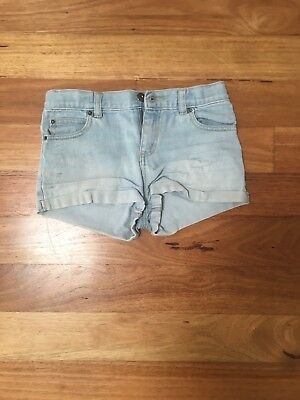 BARDŌT Junior Denim Shorts Size 8