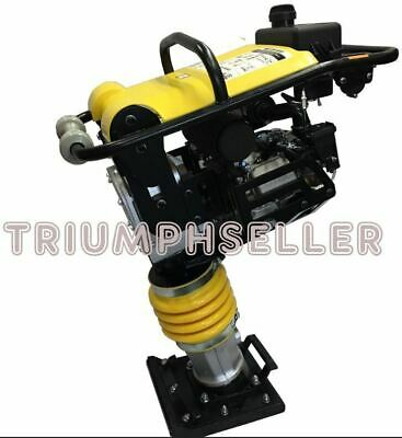6.5HP Jumping Jack / Tamping Rammer Compactor Impact Force HD Heavy Duty