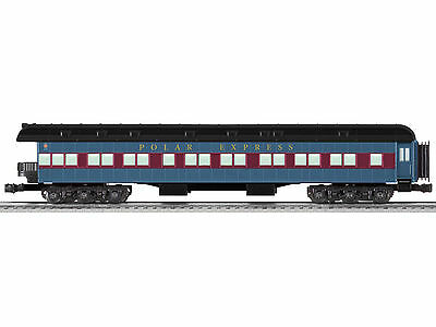 Lionel 6-25576 Polar Express Passenger Observation Train Heavyweight O Scale Car
