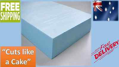 Polystyrene  XPS STYROFOAM 60 x 30 x 5cms Craft Hobby Foam Insulation DOW DIY