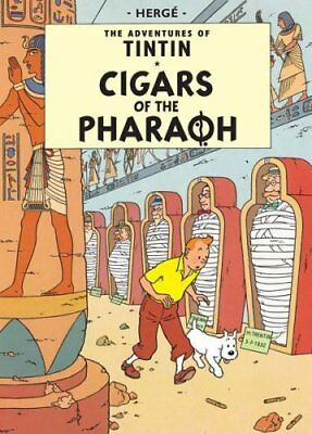 Cigars of the Pharaoh by Herge 9781405206150 (Paperback, 2002)