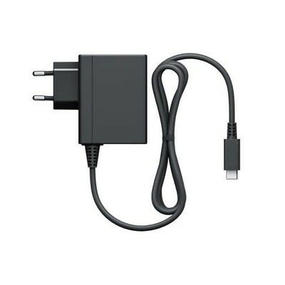 Adaptador Cargador De Corriente Red Para Nintendo Switch 10.5W  Type-C
