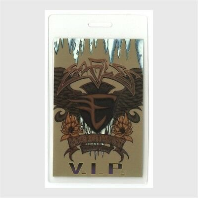 Eagles authentic 1994 concert Laminated Backstage Pass Hell Freezes Over Tour