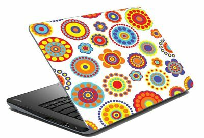 "Ethnic Laptop Skin Protector Stickers Decal Notebook Cover Fits 14.1"" To 15.6"""