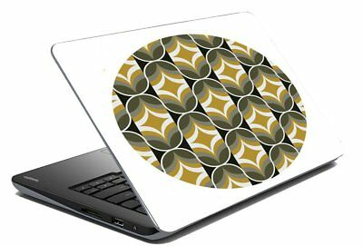 "Pattern Laptop Skin Protector Stickers Decal Notebook Cover Fits 14.1"" x 15.6"""