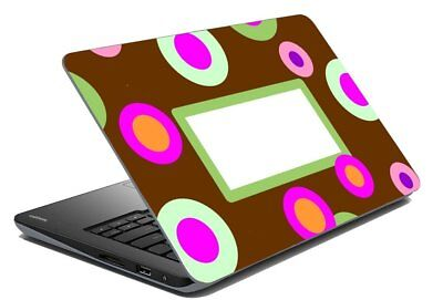 "Abstract Laptop Skin Protector Stickers Decal Notebook Cover Fits 14.1"" To 15.6"""