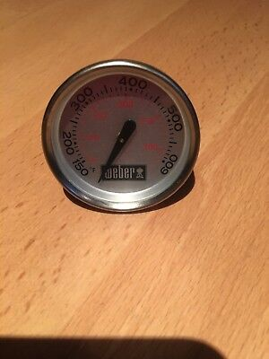 Weber Deckel Thermometer