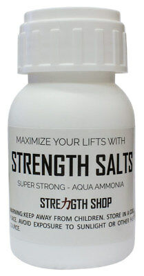 Strength Salts V2 (Smelling Salts) - strongman, powerlifting
