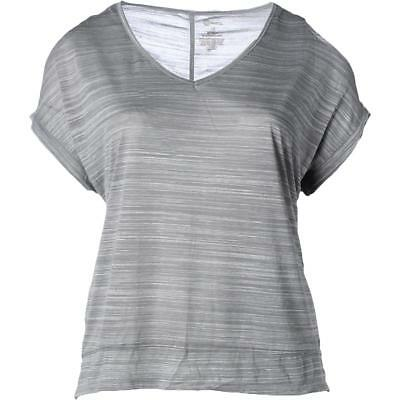 The Balance Collection 8160 Womens Yoga Fitness T-Shirt Athletic Plus BHFO