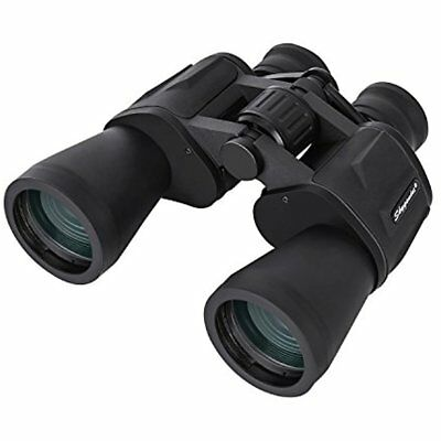 Binoculars 10 50 Powerful Full-size For Adults, Durable Clear Bird Watching Case