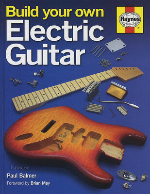 Learn How To Build Your Own Electric Guitar Haynes Paul Balmer