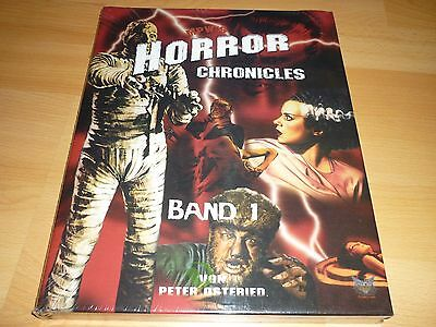 Horror Chronicles Band 1 - Mpw Filmbuch - Neu