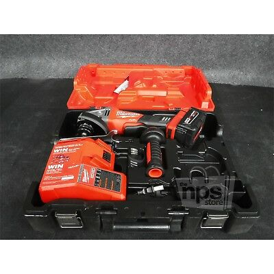 Milwaukee 2780-21 M18 Fuel 4-1/2In Power Grinder Made In China