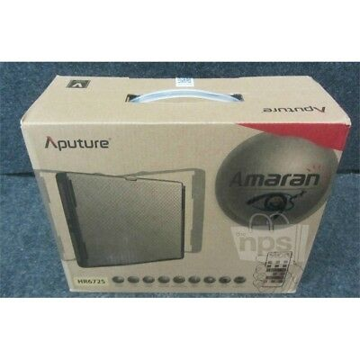 "Aputure HR672S Amaran Daylight LED Spot Light 5500K 9.37"" x 7.48"" x 1.26"""