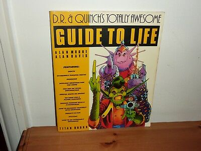 D.R. & Quinch's Guide to Life - Graphic Novel - Titan Books