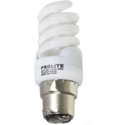 Prolite Daylight 20 Watt Bayonet Cap Unisex Sad Light Product Full Spectrum Bulb
