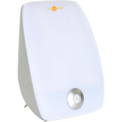 Sad Solutions Mini Daylight Unisex Light Product - White All Sizes