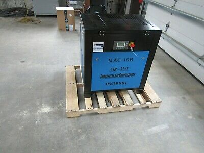 Air-Max  10hp AM-10B (NEW ) Industrial  Rotary Screw Compressor