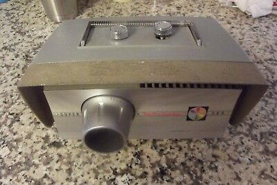 Vintage Super Technicolor 580 Super Instant Movie Projector IN Good Working Cond