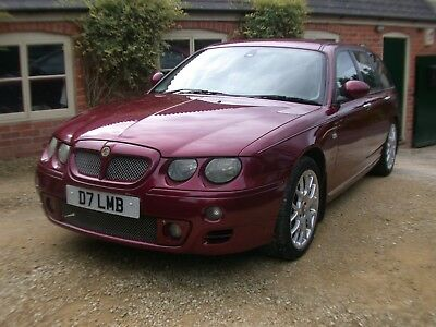 MG ZT-T CDTi 135 Top specification and condition