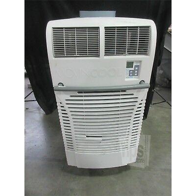MovinCool Office Pro 60 Portable Cooler 60,000btu 230V 6.6kW Gray, Used**
