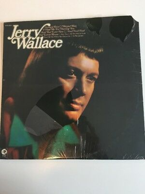 Jerry Wallace LP Jerry Wallace