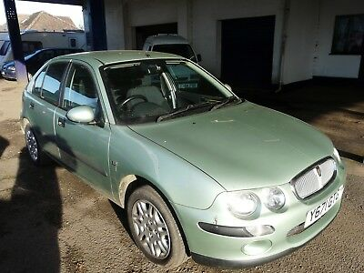 2001(Y) Rover 25 1.4 Low Tax And Insurance Long Mot £450