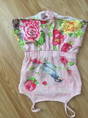 Room Seven Age 4 Playsuit Girl Summer Beautiful