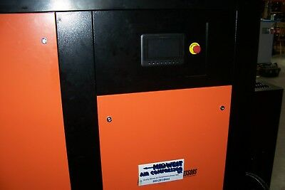 Air-Max  100 hp.  AM-100B (NEW ) Industrial  Rotary Screw Compressor